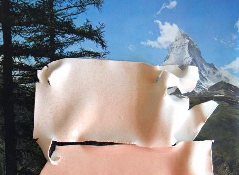 Marjolijn de Wit ceramic collage