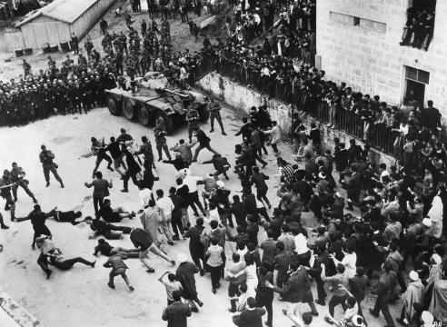 Village Voice - The Battle of Algiers