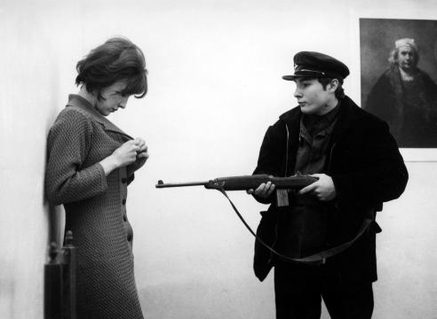 Village Voice - Les Carabiniers