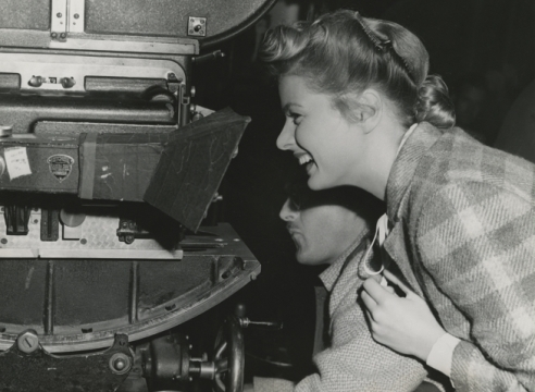 Los Angeles Times - Ingrid Bergman In Her Own Words
