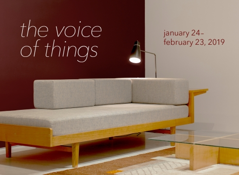 The Voice of Things