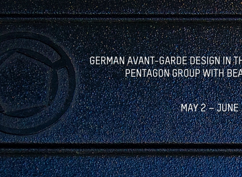 German Avant-Garde Design of the 1980s: Pentagon Group with Beate Kuhn