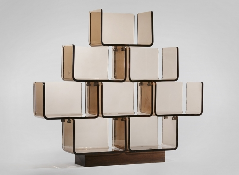 "Artsy Selects ""Élysée Bookcase"" from Demisch Danant"