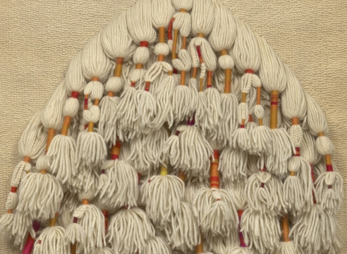 """Sheila Hicks """"Making Space"""" Exhibition"""