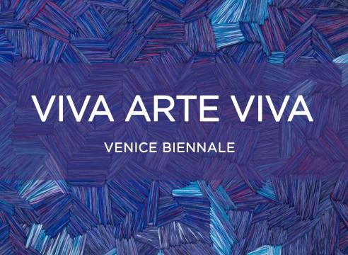 """Sheila Hicks """"Viva Arte Viva"""""""
