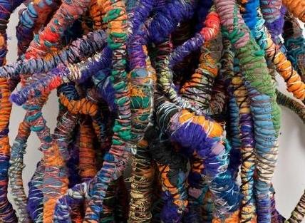 Sheila Hicks at Hayward Gallery, London