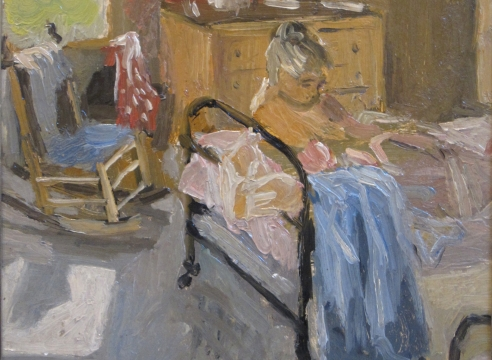 Works by Fairfield Porter
