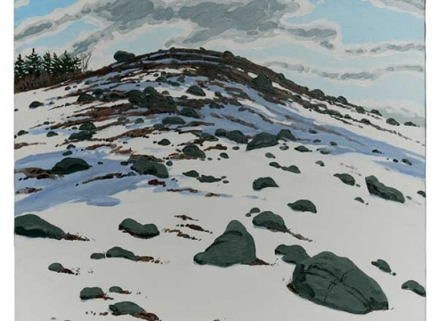 Works by Neil Welliver
