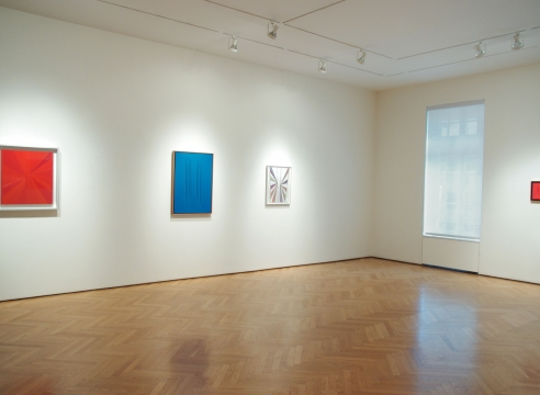 Lucio Fontana/Mark Grotjahn