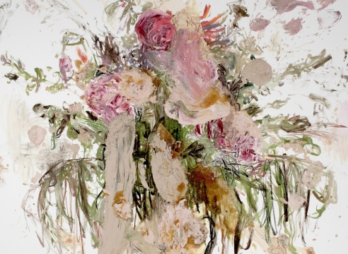 Heikki Marila: Miasma II | Still Life After Rachel Ruysch