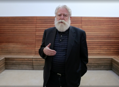 "James Turrell, ""Second Meeting"""