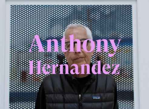 Anthony Hernandez: LA Is My Studio