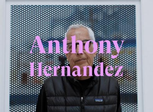 Anthony Hernandez: LA Is My Studio