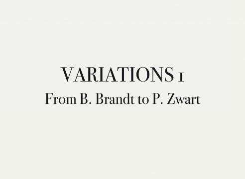 VARIATIONS I