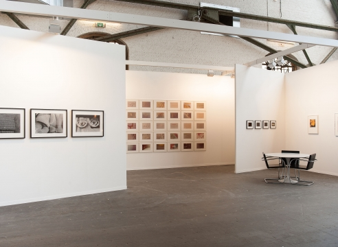 ART BRUSSELS 2017 - Booth C35