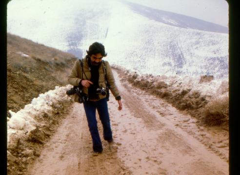 In Memory of Kaveh Golestan