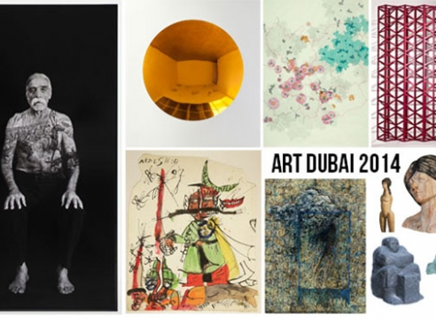 Highlights from Art Dubai 2014