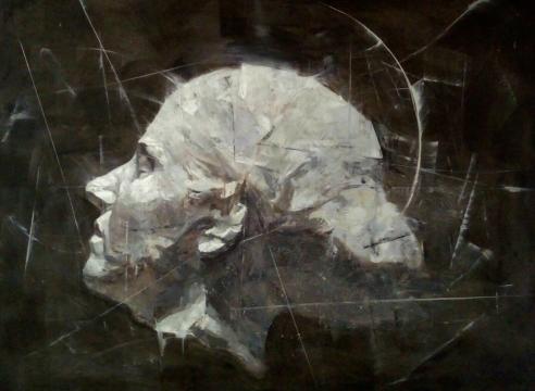 A Solo Artwork Exhibition By Davoud Mousavi