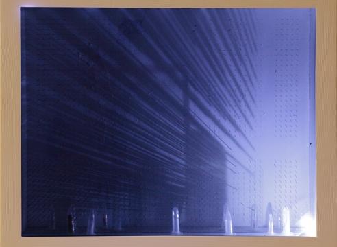 Transparent-Invisible, Solo Installation Exhibition