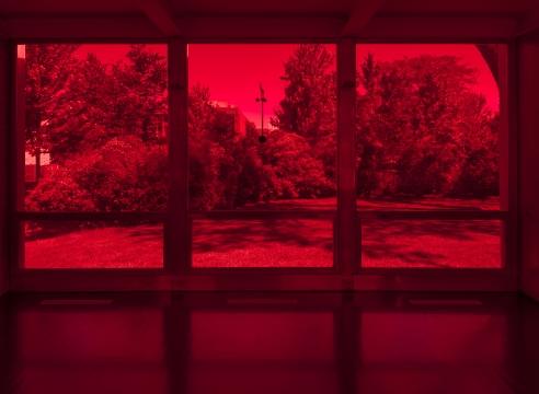 Iñigo Manglano-Ovalle: Untitled Film (Red)