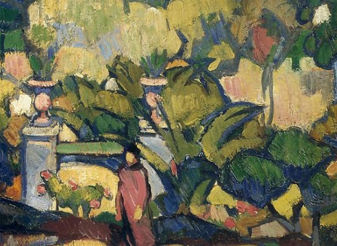 THE EXPRESSIVE FAUVISM OF ANNE ESTELLE RICE