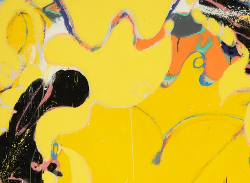 Norman Bluhm: The '70s