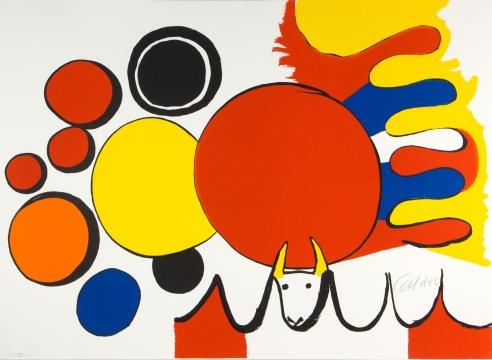 Alexander Calder | Galerie LeRoyer