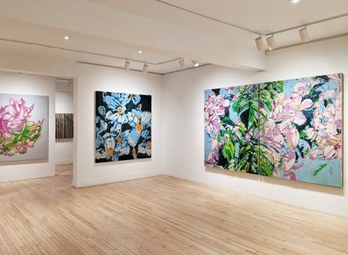 Galerie LeRoyer @Art Miami and CONTEXT Art Miami