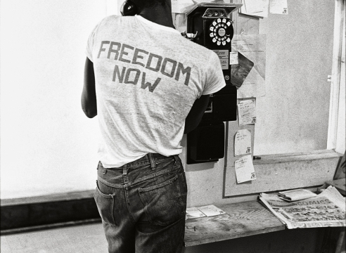 Freedom Now, Civil Rights Photographs: 1963 - 1968