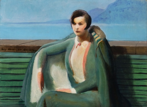 Inspiration Abroad: American Artists in France & Italy