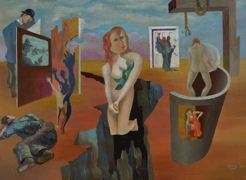 Surrealism, Magic Realism & Inspired Works