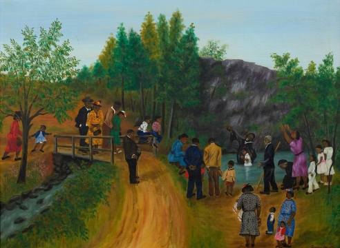 Queena Stovall (1887-1980): Paintings of a Country Life