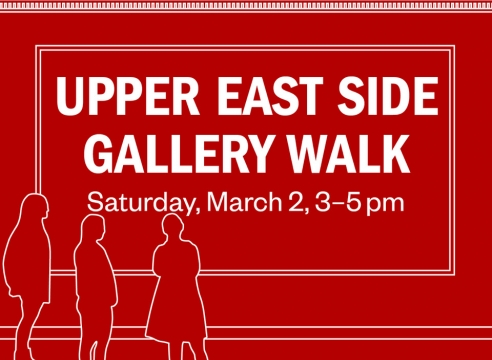 Upper East Side Gallery Walk