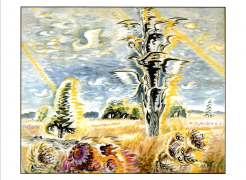 Charles Burchfield: Seasons of Change: 1918-1965