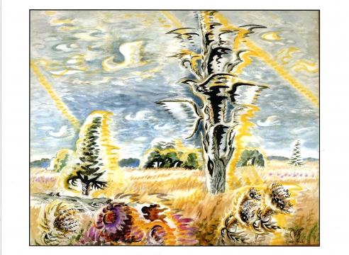 Charles Burchfield: Seasons of Change: 1918-1965
