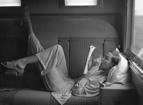 Lillian Bassman in L'Oeil de la Photographie