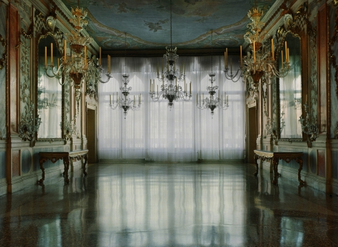 Michael Eastman: Structure and Color