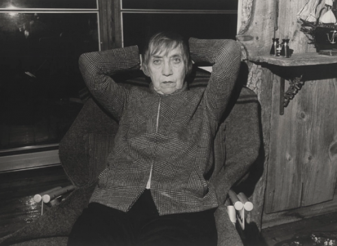 She Chronicled the Great Photographers of the 20th Century. Then, She Stopped Taking Portraits.