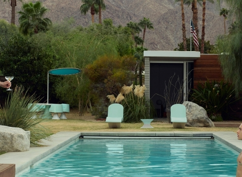 Erwin Olaf: Palm Springs