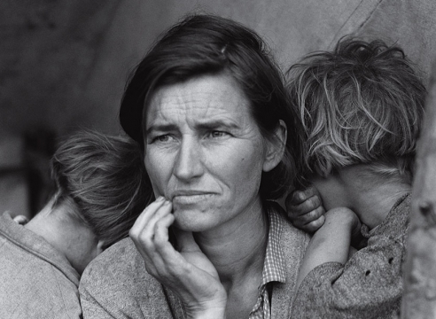 Dorothea Lange: The Politics of Seeing at the Jeu de Paume