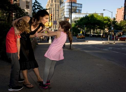 Photo exhibit brings motherhood to light