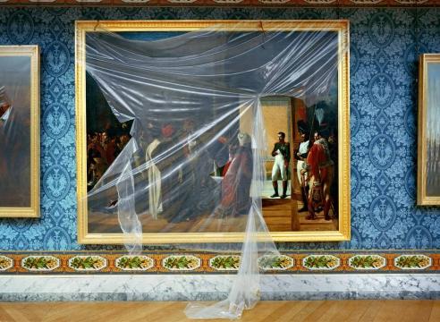Robert Polidori | Versailles: États Transitoires