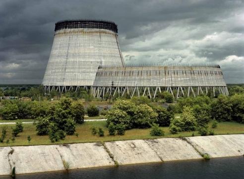 Robert Polidori: Chernobyl