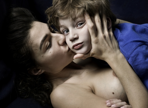 Elinor Carucci: Mother