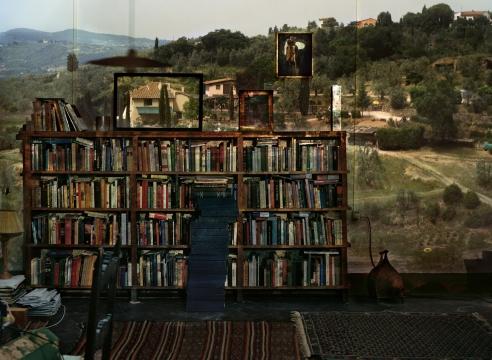 Abelardo Morell Presentation & Exhibition at Villa la Pietra, Florence