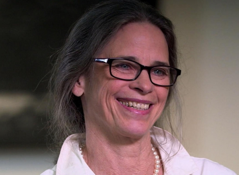 Sally Mann on CBS This Morning
