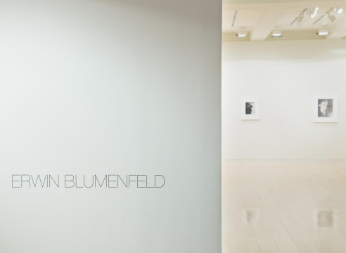 Erwin Blumenfeld Exhibition in Collector Daily