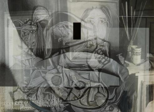 Sebastiaan Bremer at Edwynn Houk Gallery