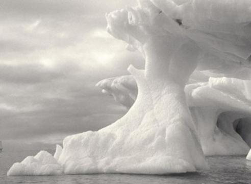 Two Eras Of 'Icebergs!' On Exhibit At Mattatuck