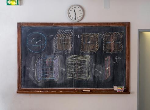 La matematica? È poesia! Parla la fotografa Jessica Wynne